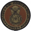 AFSFA OCP patch with velcro