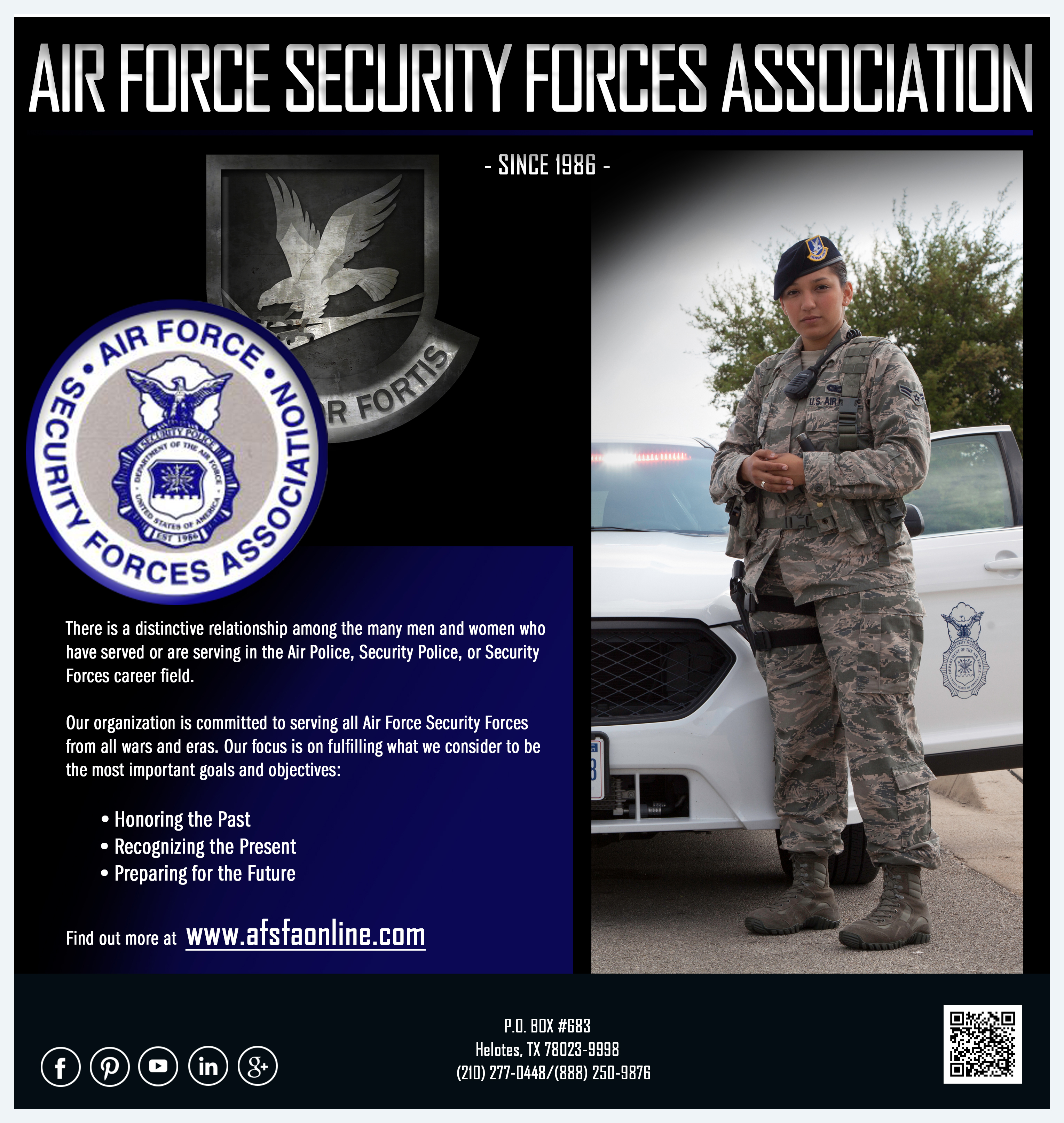 AFSFA | Air Force Security Forces Association - Posters