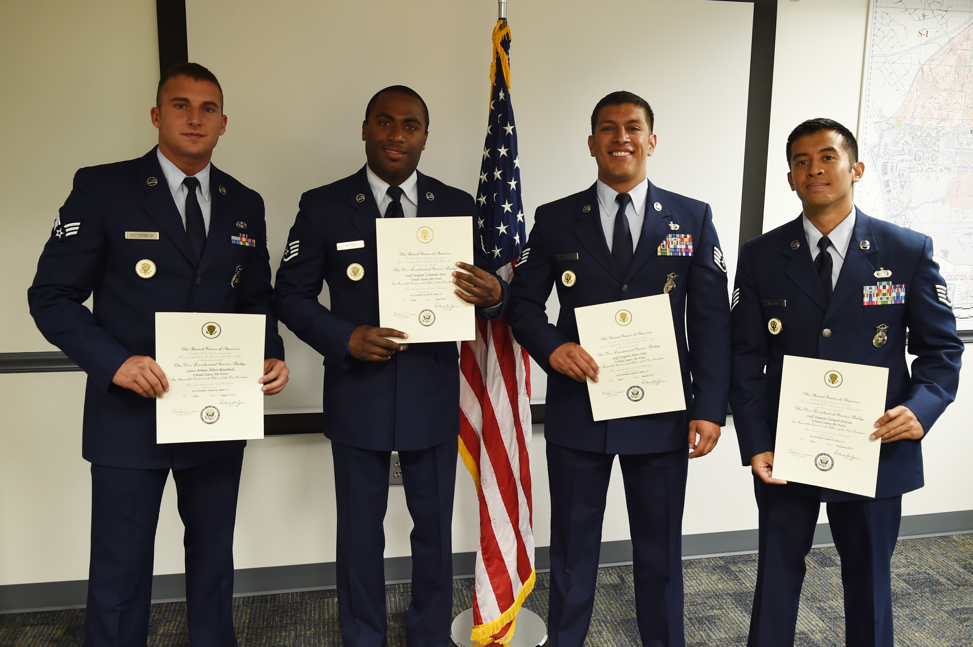 AFSFA | Air Force Security Forces Association - 811th Airmen